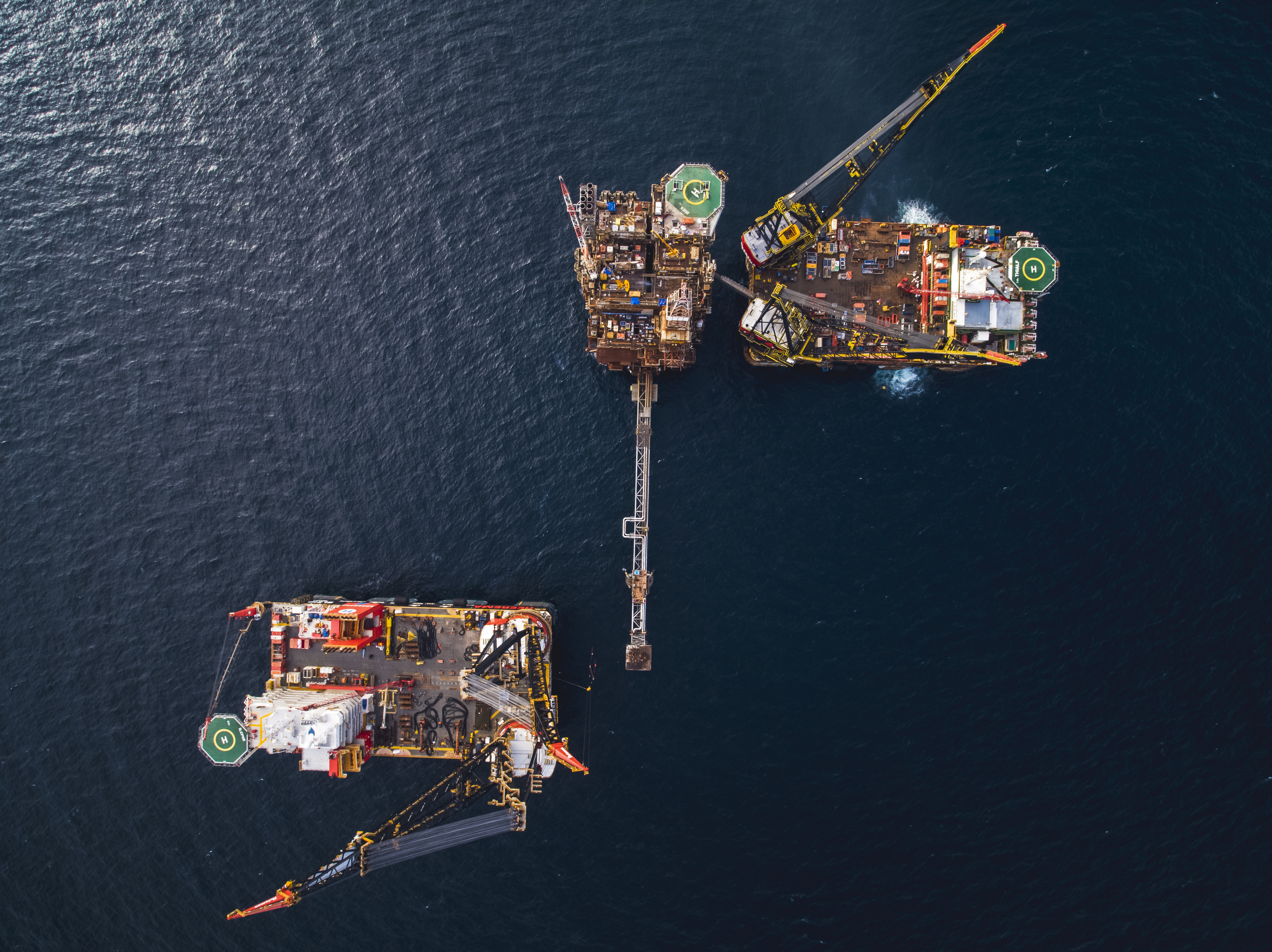 AF and Heerema team up for Brae Bravo Removal Campaign