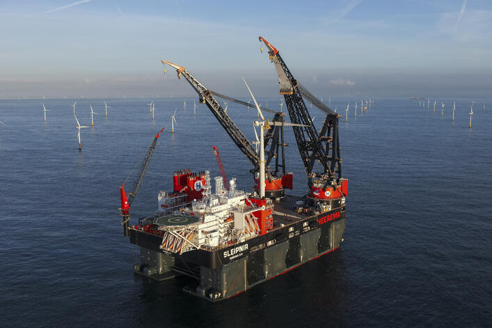 History made by Heerema with offshore testing campaign