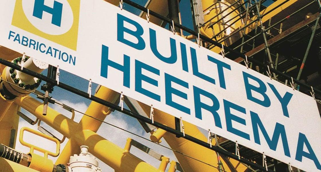 Built by Heerema
