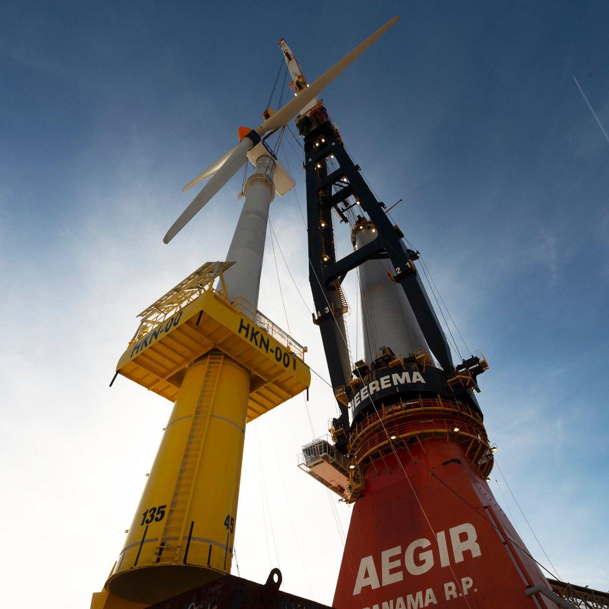 Aegir (DOT lift)