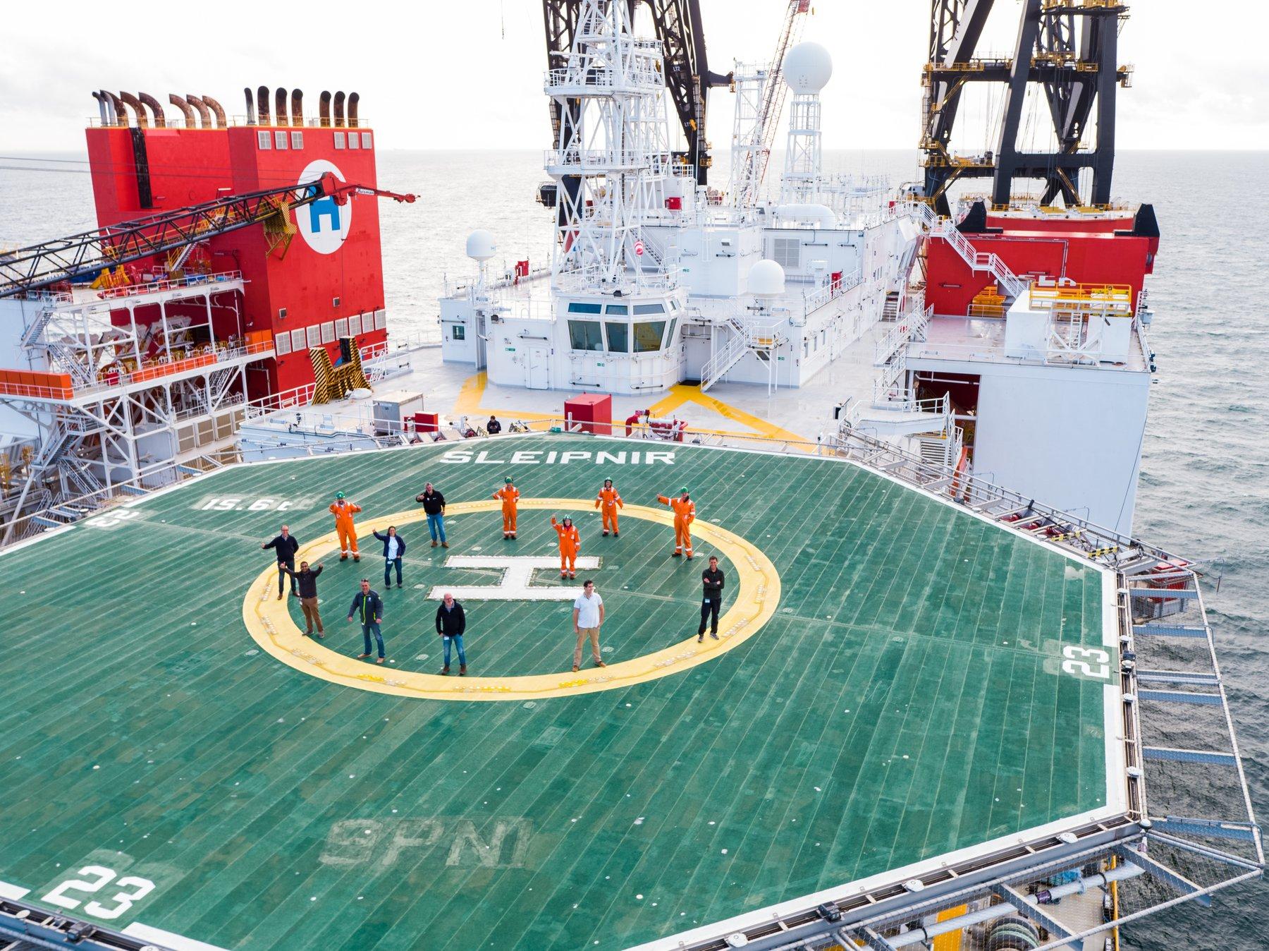 P11 Unity Dana Petroleum HSM Offshore (6)