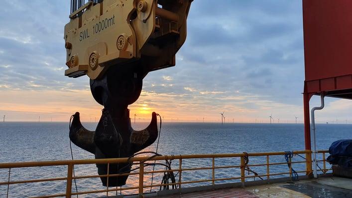 Shimizu Corporation and Heerema enter offshore wind partnership