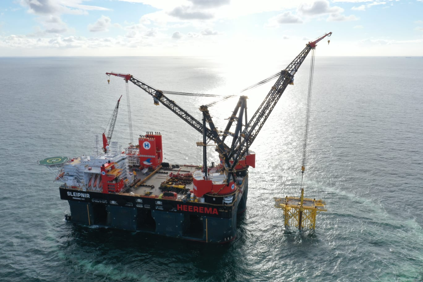 Heerema become first ever Carbon Neutral